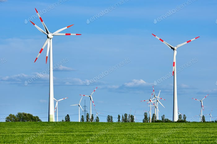 Modern wind energy generators