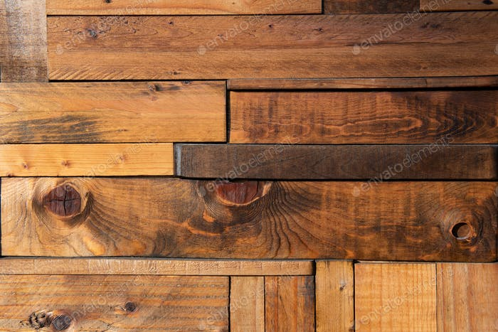 Close up frame of wooden blocks background