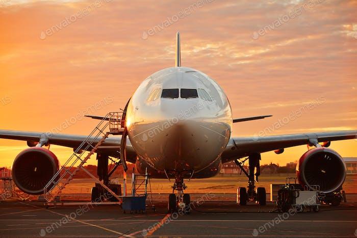 Flugzeugservice