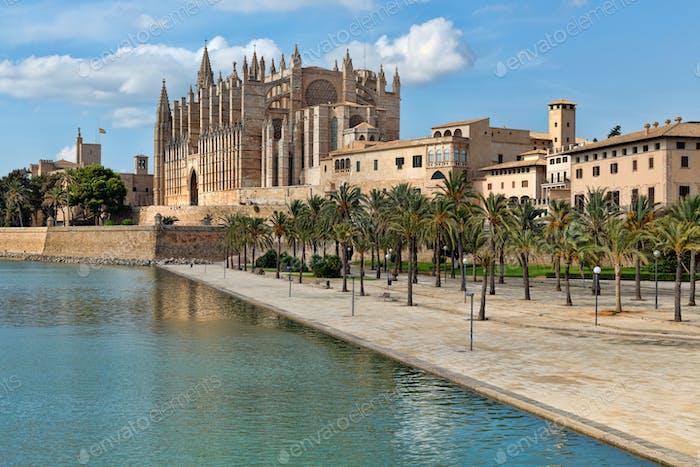 Kathedrale von Santa María de Palma de Mallorca