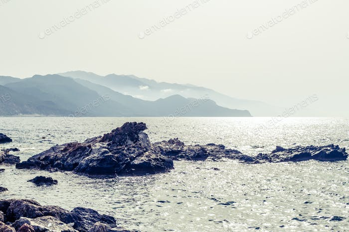 Inspirational beautiful mountains landscape