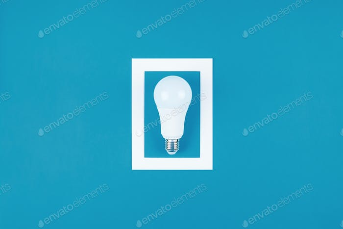 Energy saving and eco friendly LED light bulb