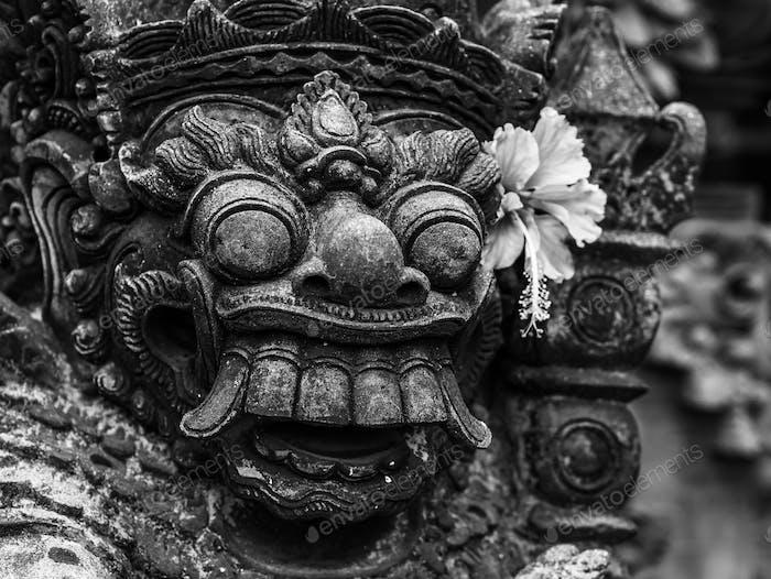 Tirta Gangga palace in Bali