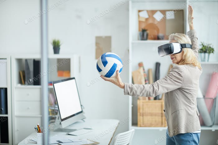 VR Volleyball