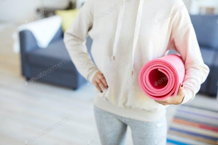 Mat for workout