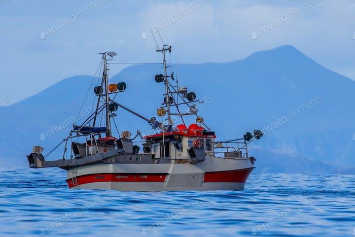 Thumbnail for mackerel hook line fishing vessel