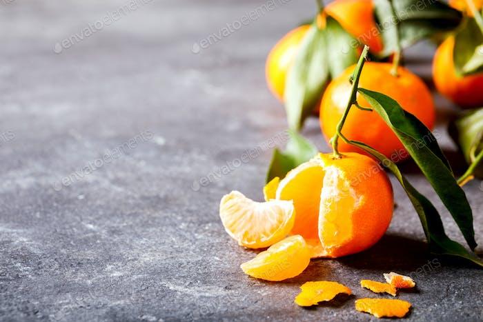Clementina fresca