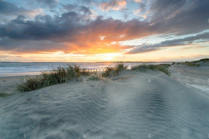 Sanddünen bei West Wittering