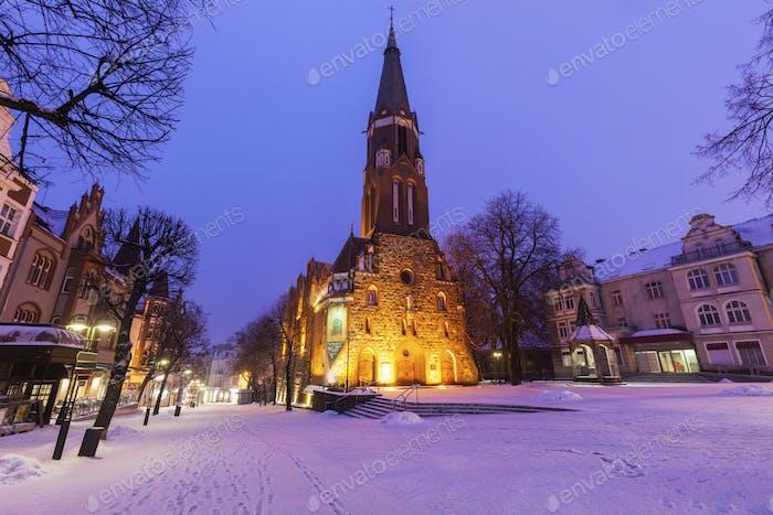 Iglesia de San Jorge en Sopot