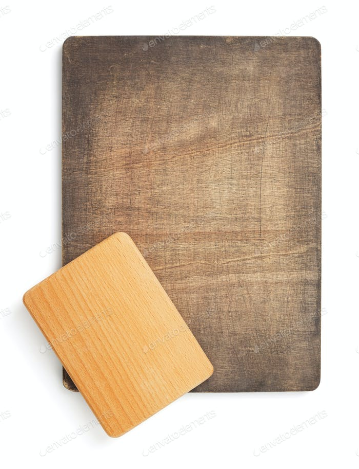 wooden surface texture at white background
