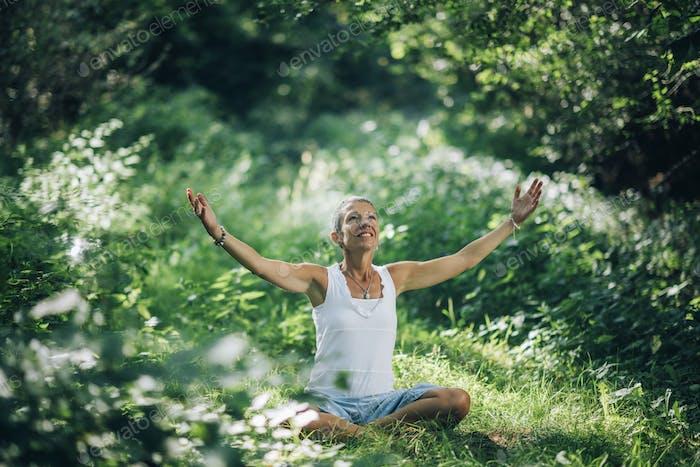 Meditación de Conciencia - Meditación, Aumento de la Conciencia del entorno