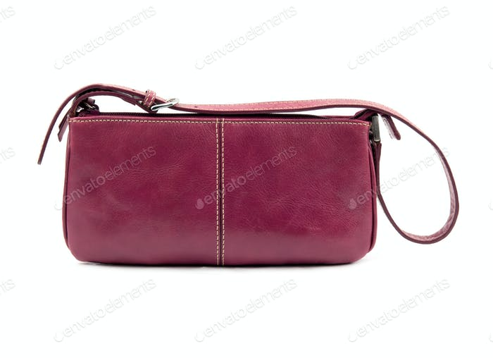 handbag isolated