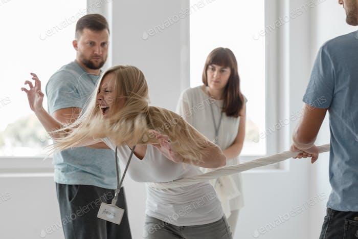 Anger managment workshops
