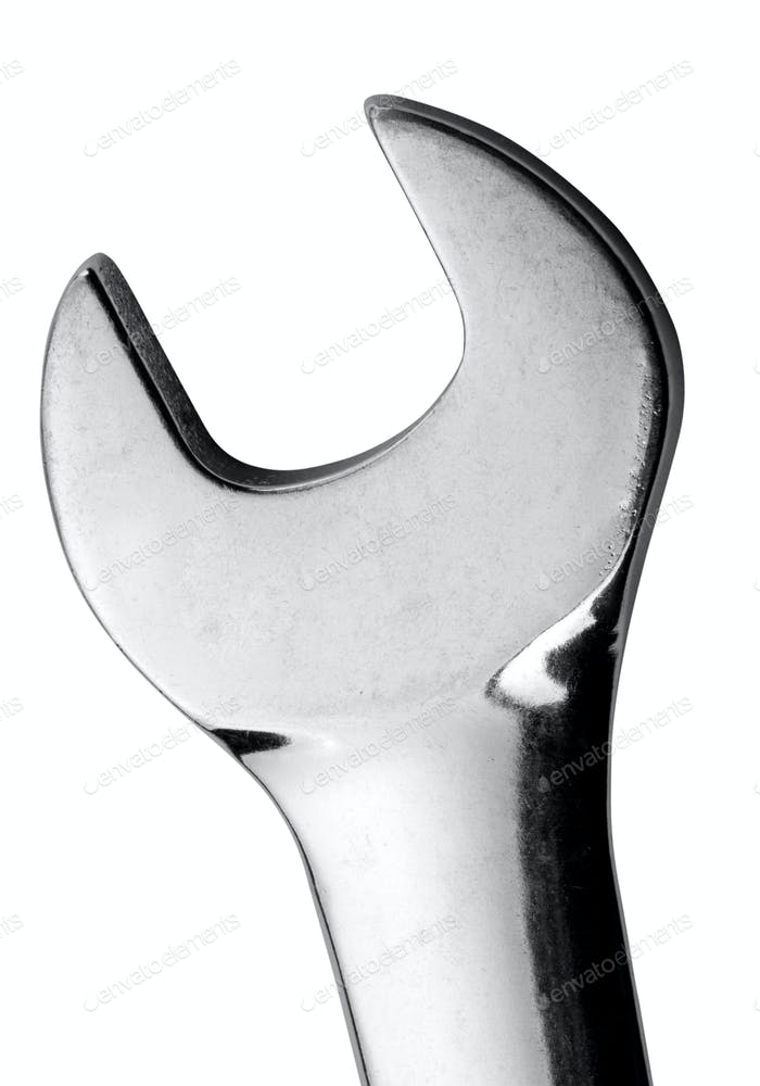 Chrome wrench