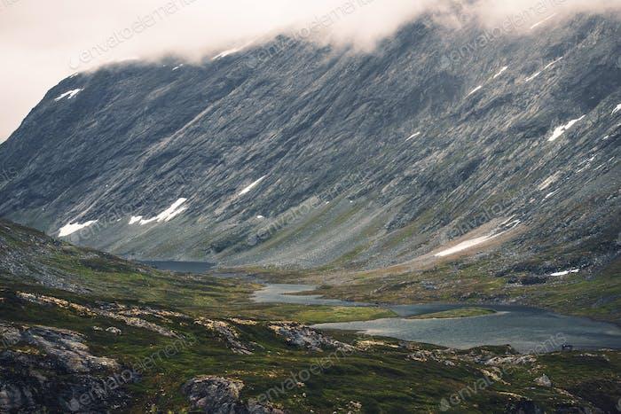 Norwegian Mountain Valley