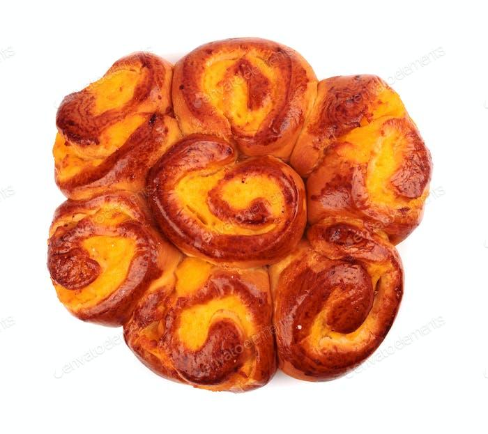bake cinnamon