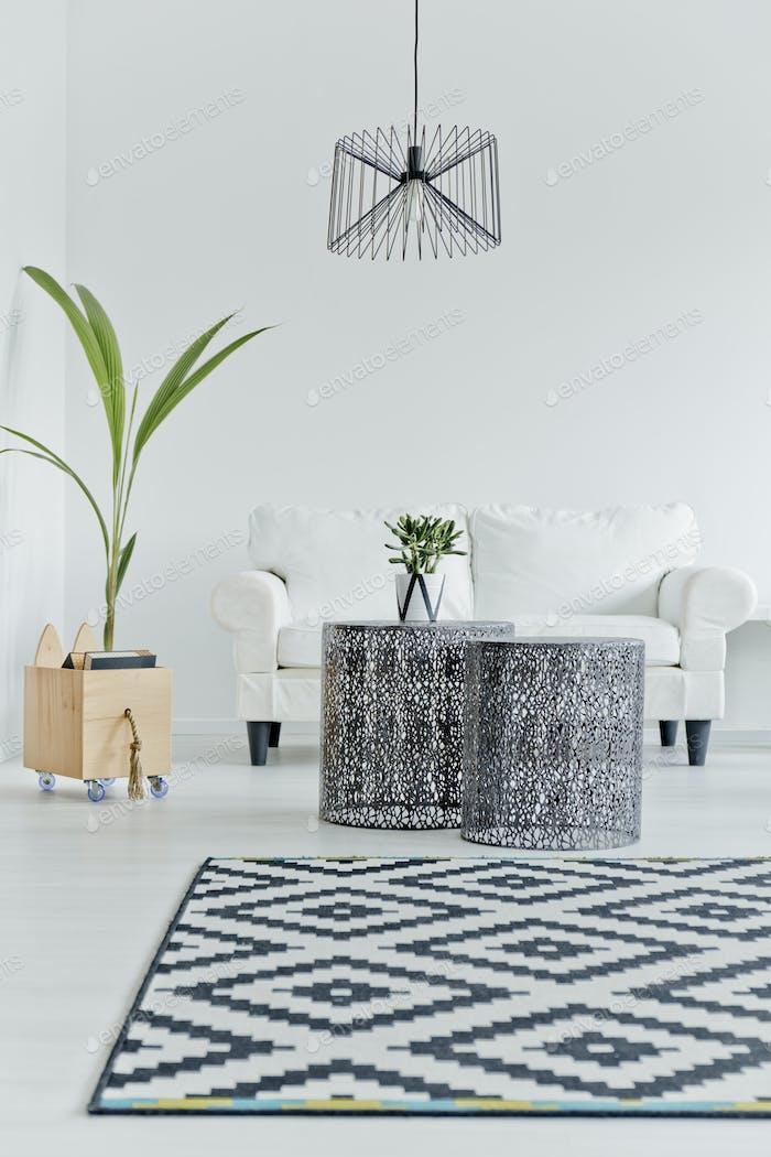 Nordic designed flat