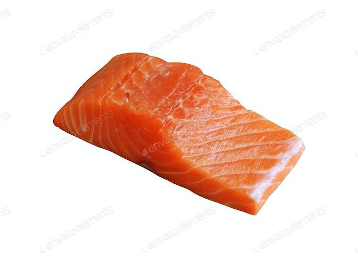 saumon fish filet