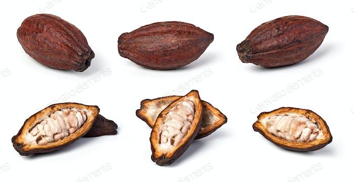 Satz Kakaopads