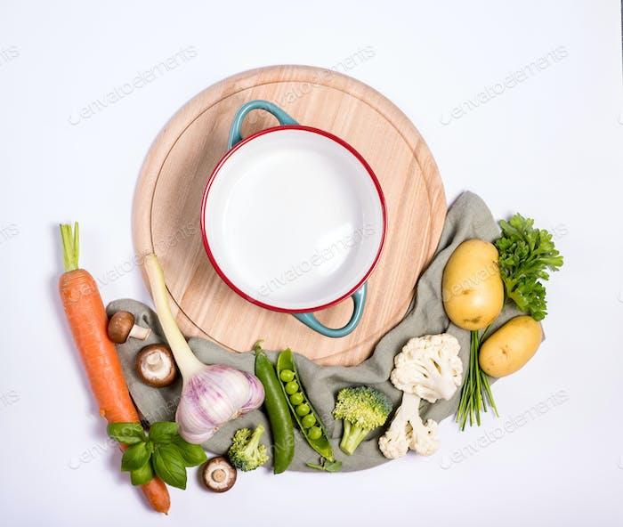 Cooking Ingredients Vegetables