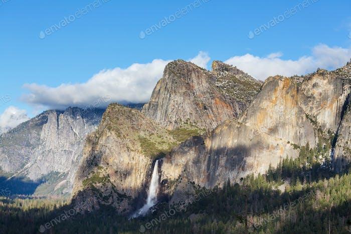 Early spring in Yosemite