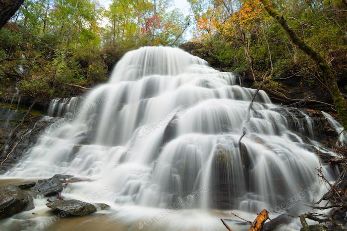 Yellow Branch Falls, Walhalla, South Carolina, USA