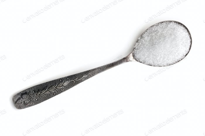 Spoonful of Sugar Isolated