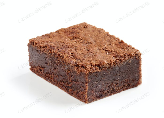 Schokoladen-Brownie-Kuchen