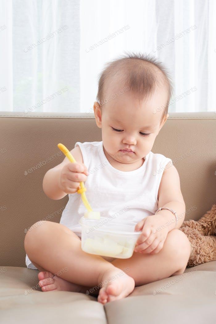 Essen Säugling Baby