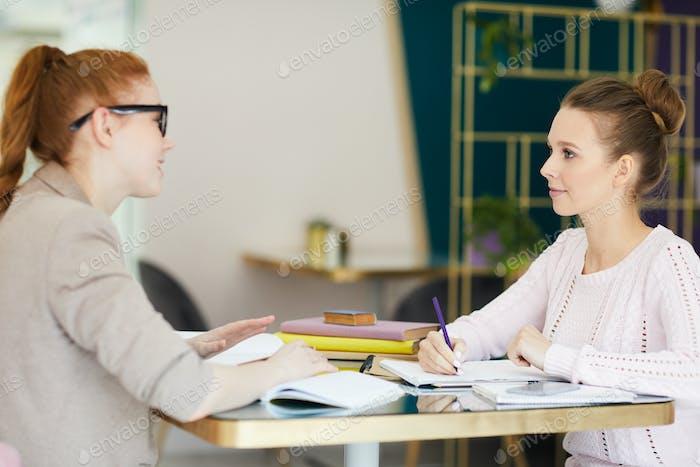 Preparing assignment