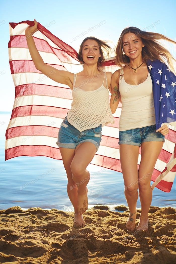 Chicas de América