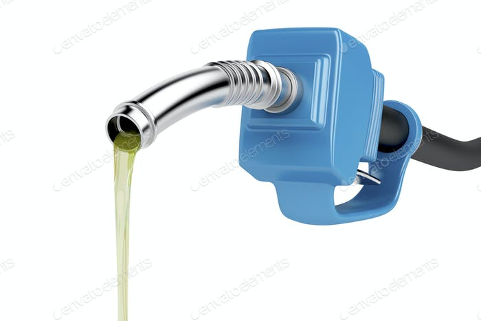 Pouring fuel