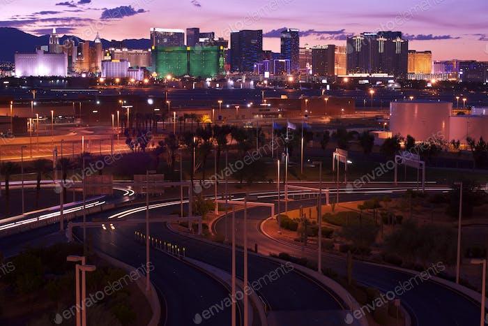 Iluminación Vegas