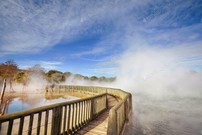 Rotorua thermal zone