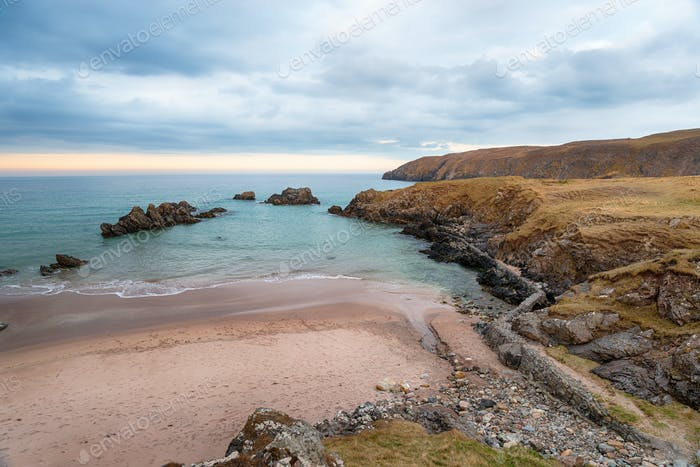 Durness in Scotland