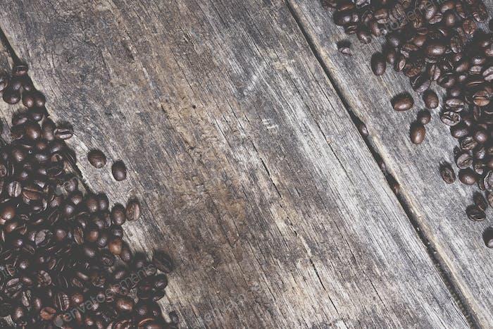 Retro Coffee Background
