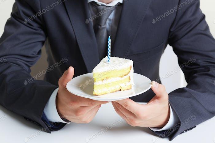 Kuchen halten