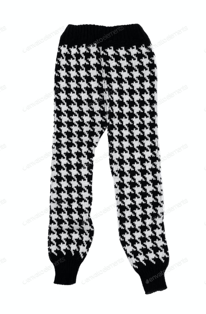 Children wool pants