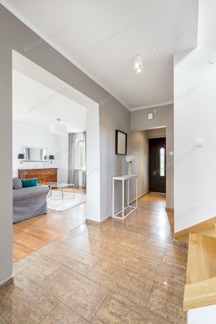Interior House, Corridor Royalty Free Stock Images - Image ... |House Corridors