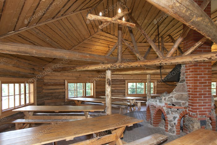 Holiday Resort Dining Room