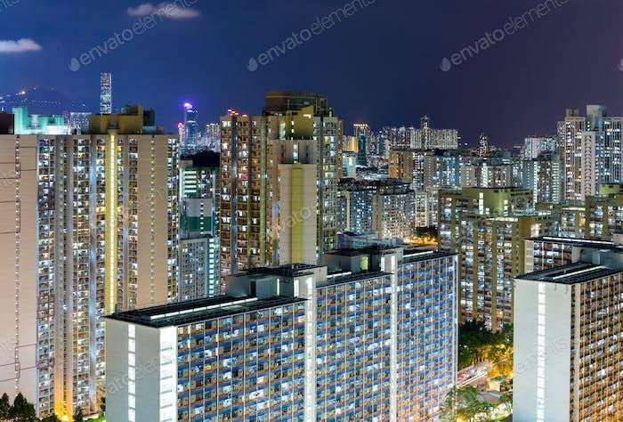 Жизнь города Гонконг