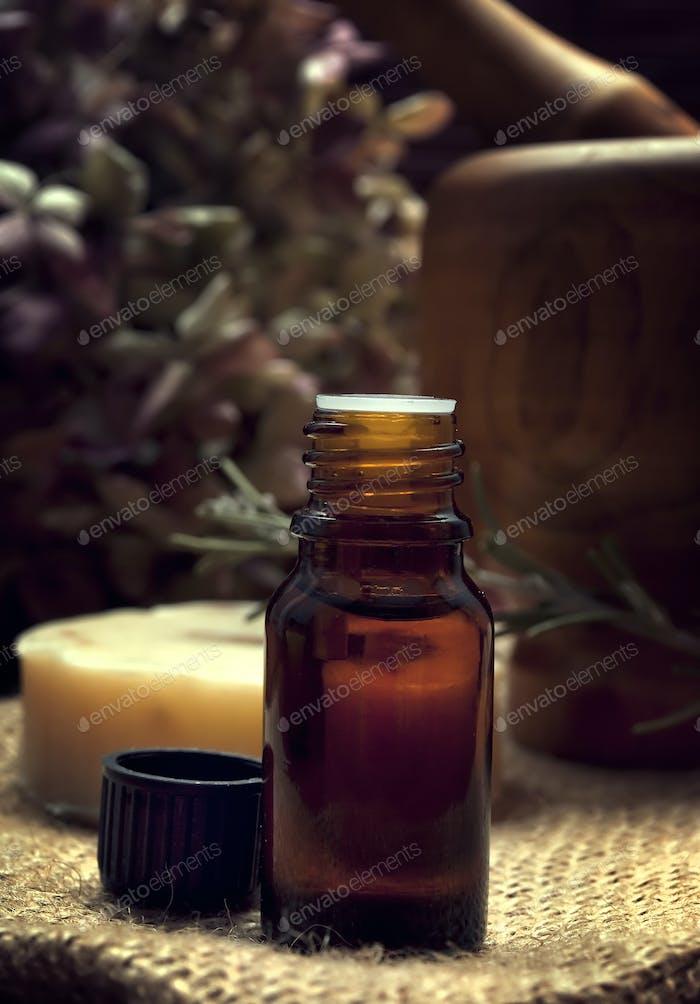 spa essence oil