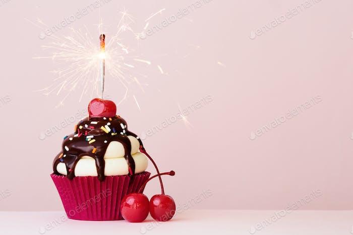 Feier Cupcake