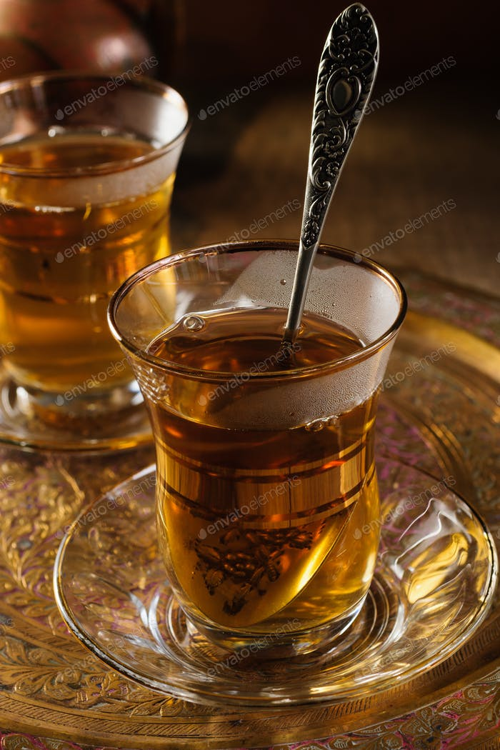 Turkish Apple Tea