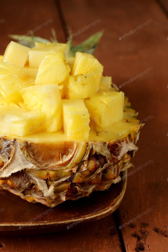 Dessert Pineapple Sliced