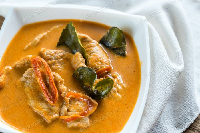 Thai-Panang-Curry