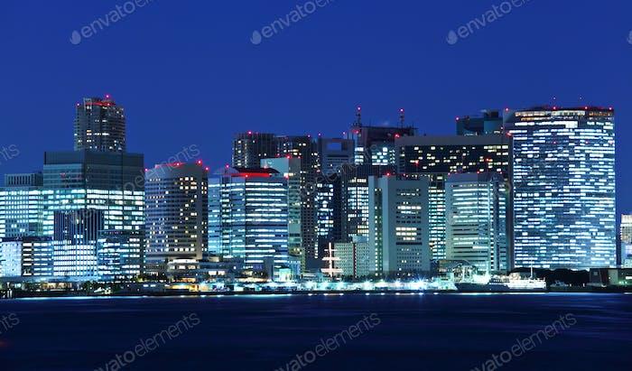 Корпоративный здание в Токио