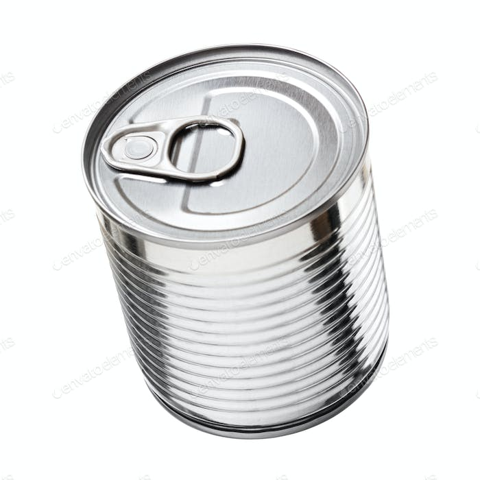 Metallic can