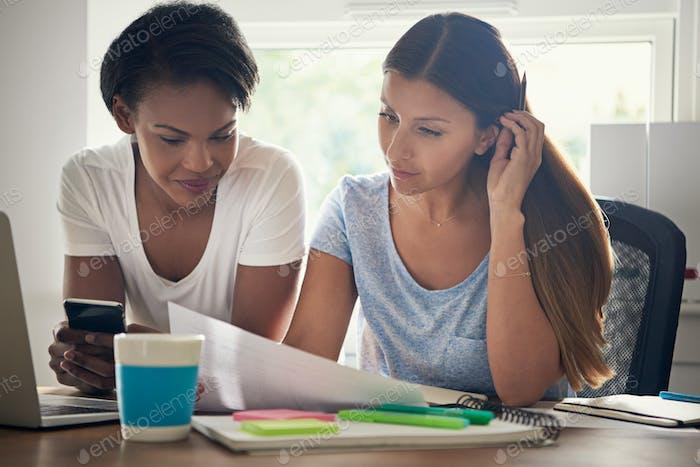 Две успешные женщины-предприниматели