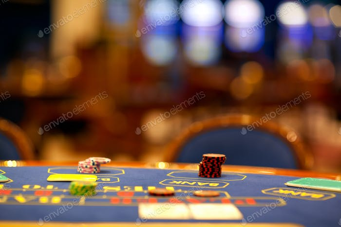 alone blackjack table